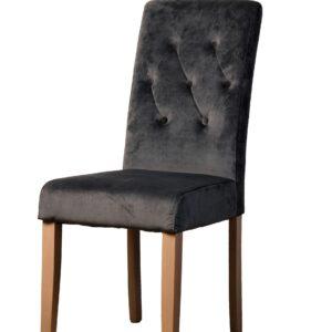 "NOVE trpezarijske stolice ""ISSY"", pliš materijal,  EXTRA KVALITET"