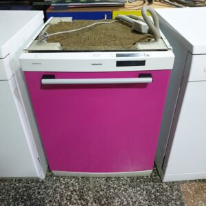 """SIEMENS"", GERMANY, Pink Panel, 60 cm, podpultna sudomašina"