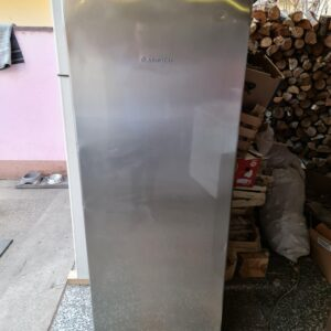 """ARISTON"", Inox, veliki frižider, 350 litara, A +"