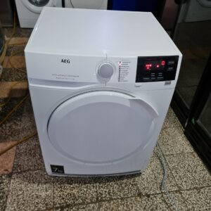 """AEG"", GERMANY, 7 kg, Touch, kondenzaciona, Series 6000"