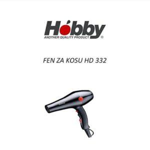 """Fen za kosu, """"HOBBY"""", novo, 2 godine garancije"""