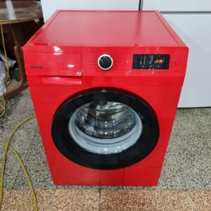 """GORENJE"" GERMANY, Red Edition, 8 kg, 1400 obrtaja, Displej, SensoCar"