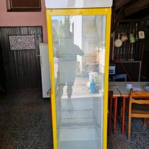 """""""LIEBHERR"""" GERMANY, Sinalco, 421 litra, Extra očuvana vitrina"""