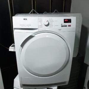 """AEG"", GERMANY, 1-7 kg, Pro Sense, novi model, kondenzaciona, korisceno - ALI KAO NOVO!"